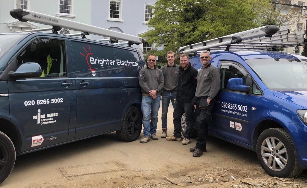 Staff of Brighter Electrical